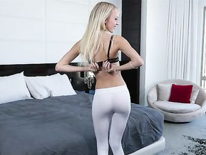 1004 Petite Blonde Teen Has Her First Anal Sex On Camera