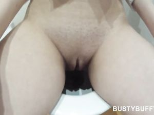 POV Titjob From Her Massive All Natural Breasts