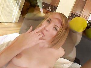 Big Cock Completely Satisfies The Teenage Beauty