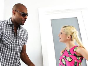 Tiny Piper Perri Fucked By A Huge Black Guy