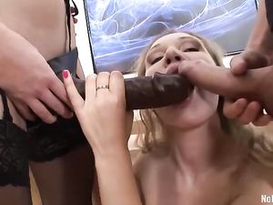 Sluts In Lingerie Are Into The Hottest Anal Sex
