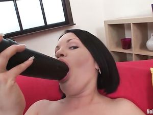 Rough Guys Double Penetrate Her Teenage Asshole