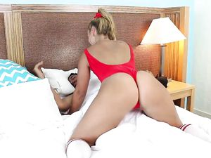 Big Booty Beach Babe Banging In A Hotel Room