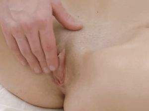 Young Body Covered In Massage Oil And Fucked