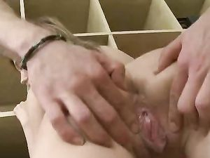 Adorable GF Fucked Hard And Filled With His Cum