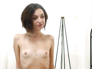 Tiny Tits Teenager Flirts And Gets Fucked Hardcore