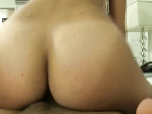 Semen Ass Coverage For A Teen Beauty Who Loves Cock