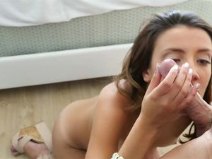 Anus Gets Toyed With Before Getting Pounded