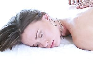 Fucking Lean Beauty Kacy Lane And Cumming On Her Face