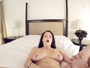 Noelle Easton Sucks Your Hard Cock Like A Slut