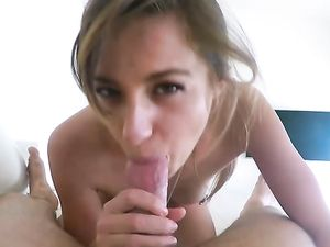Football And POV Fuck Fun With A Sporty Teen