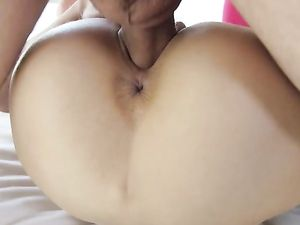 Petite Roller Girl Gets Fucked By A Long Dick