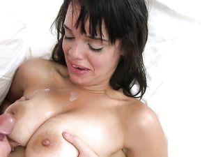 Natural Boobs Latina Bikini Girl Is His To Fuck