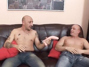 Toy Fucking And Fisting A Nasty Blonde Whore