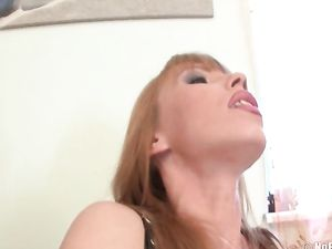 Slut Gaping Her Asshole With Fingers And Big Toys