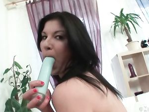 Young Hottie Taken Anally After A Great Blowjob